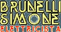 BRUNELLI SIMONE ELETTRICISTA - LOGO