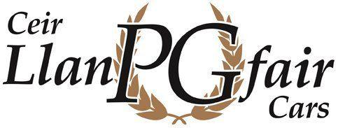 Ceir Llan PG Fair Cars logo