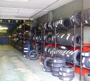 BIKE TYRES AND ACCESSORIES