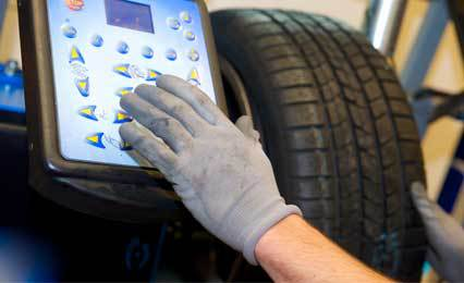 CAR AND VAN TYRE SERVICES