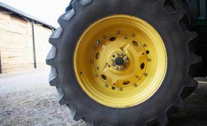 AGRICULTURAL TYRES