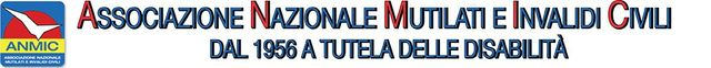 A.N.M.I.C. Ass.Naz. Mutilati Ed Invalidi Civili - Logo