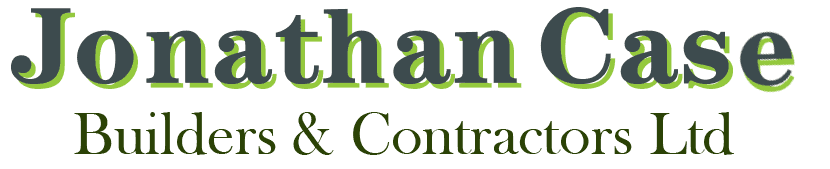 Jonathan Case Builders & Contractors Ltd Banner