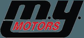 M.Y. Motors logo
