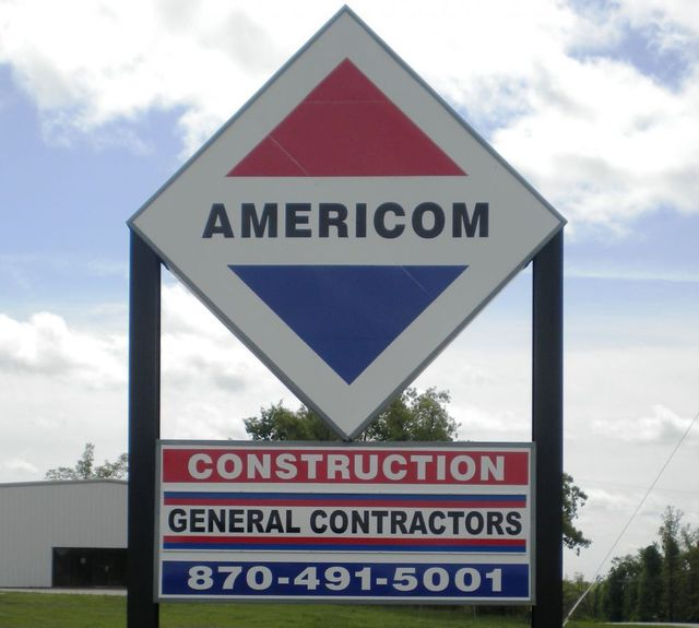 Americom construction co inc building construction mountain home ar send us a message malvernweather Choice Image