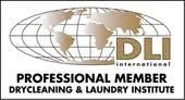 Professional member of dry cleaning and laundry award