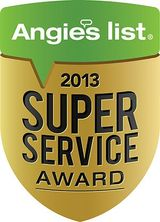 Super service away from angies list 2013