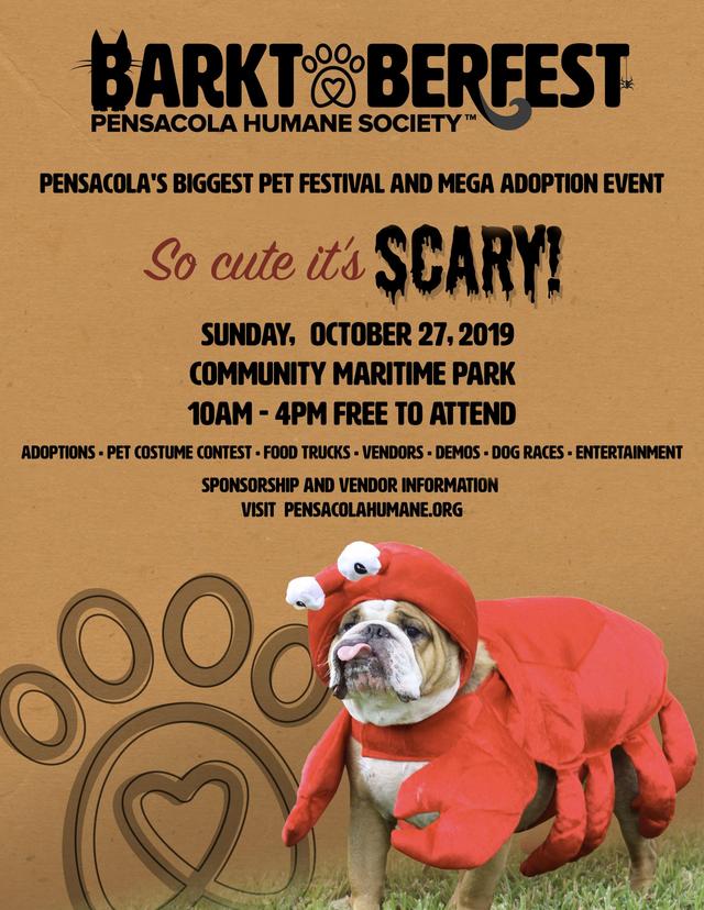 Pensacola Humane Society - Pensacola, FL - Events