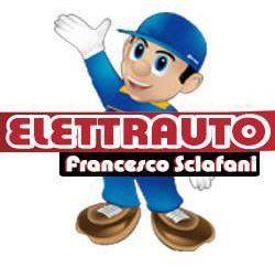 Elettrauto Francesco Sclafani - Logo