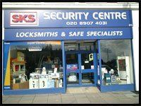 Sks Security Centre store
