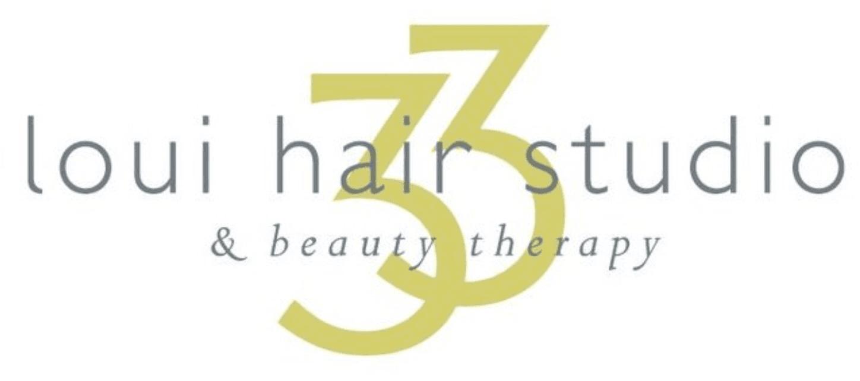 Loui Hair Studio logo