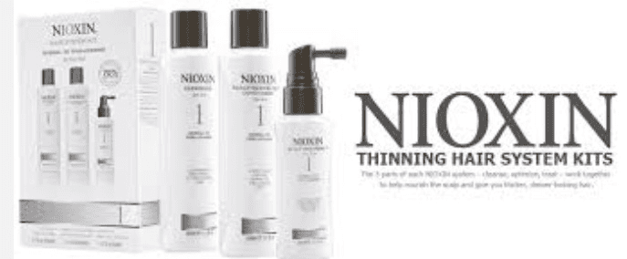Nioxin logo