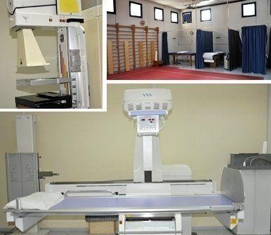 centro radiologico e fisioterapico