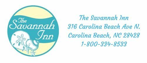 The Savannah Inn Motel Carolina Beach, NC 28428