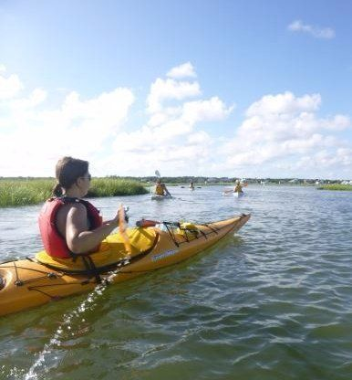 Kayak Tours Carolina Beach, NC