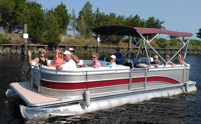 Carolina Beach Pontoon Rentals