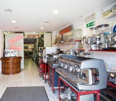 forniture per macchine da caffè, cialde caffè, riparazioni macchine da caffè