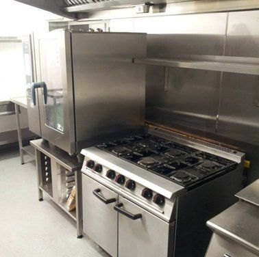 commercial catering repairs