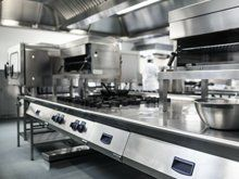 commercial gas catering appliances