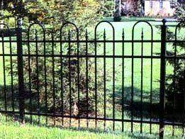 ornamental fence Marlton, NJ