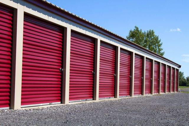 5 Reasons Small Business Owners Need A Storage Unit