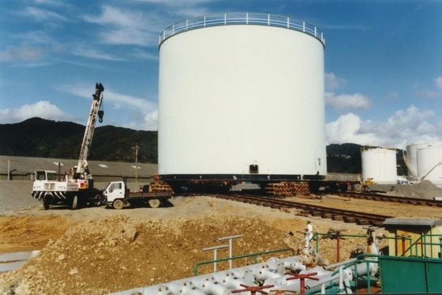 Taking care of your tank relocation and tank refurbishment needs