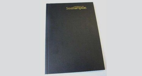 thesis binding southampton row This type of dissertation binding will bind your whole document with a glued spine and a soft cover  southampton hants so14 2bt 02380 335777.