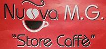 NUOVA M.G. STORE CAFFÈ - LOGO