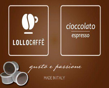 logo lollocaffè cioccolato