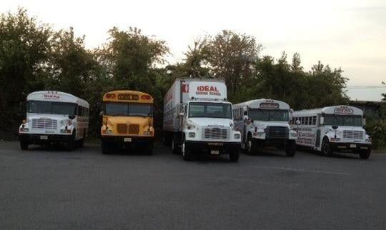 Nj Cdl License Training Truck Bus Driving School