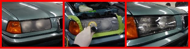 Fresh Start Detail | Headlight Restoration in Beaverton