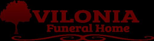 Vilonia Funeral Home in Vilonia, Arkansas Official Logo