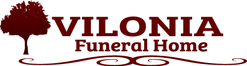 Vilonia Funeral Home in Vilonia, Arkansas Official Logo