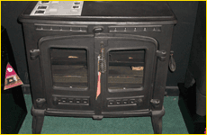 Gas Stoves - Belfast, Northern Ireland - Abbey Fires - Integrated gas fires