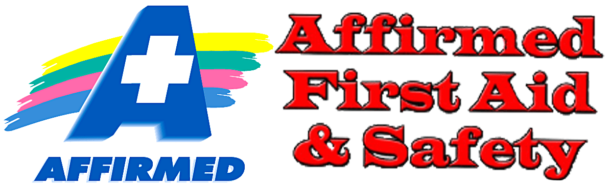 Affirmed First Aid & Safety Logo in Odessa TX