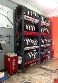 vasto assortimento di pneumatici