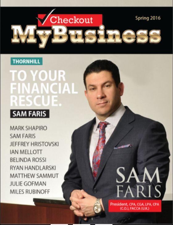 My Business Magazine Interview with Ian Mellott, CEO of DIAM Capital Markets Inc