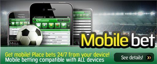 Unibet Mobile Bet