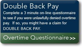 Overtime Questionnaire