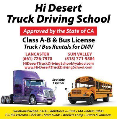 california school bus driver training manual