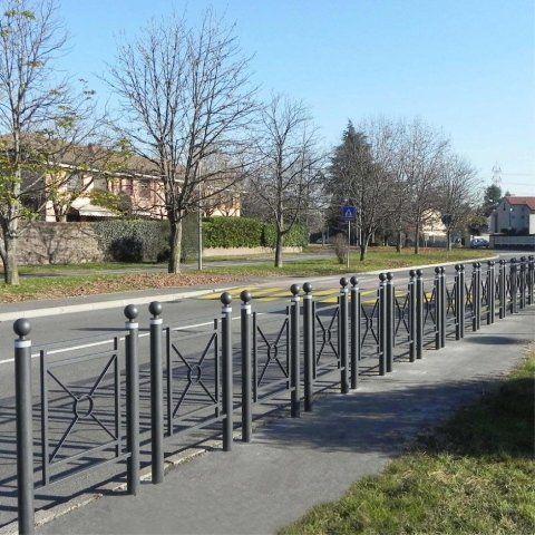 Barriere Arredo Urbano.Arredo Urbano Raffaelli Eredi Alfieri