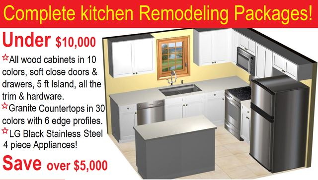 complete kitchen cabinet packages chandler kitchen cabinets amp countertops remodeling contractor 5656