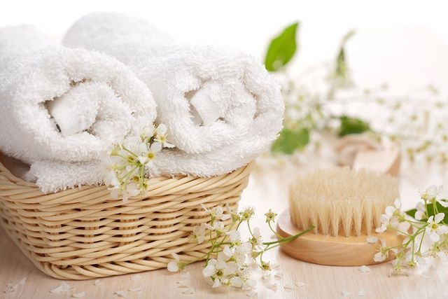 towles for spa