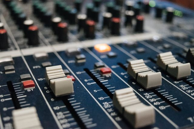 audio mastering by phil green