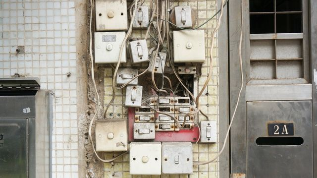 on electrical wiring residential