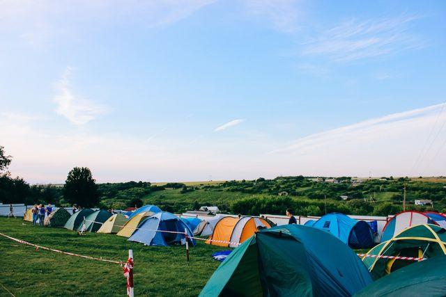 Camping at YC17