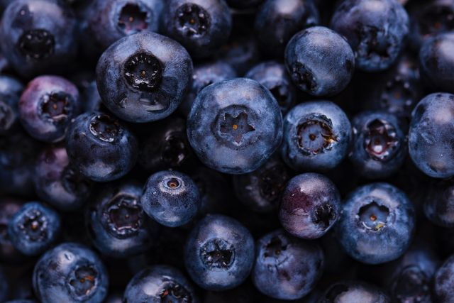 Berries Are High In Biotin Which Is Great For Hair Health
