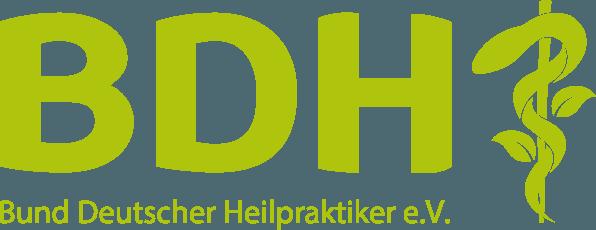 Logo vom Bund Deutscher Heilpraktiker