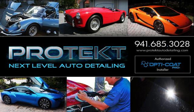 Protekt Auto Detailing: Mobile Car Detailing Sarasota