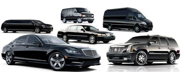 Our inventory consists of town cars, vans, limos and shuttles